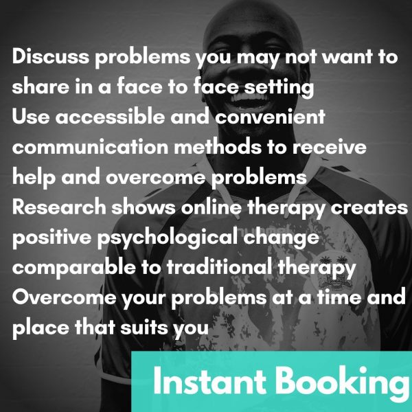 Online therapy benefits phone therapy